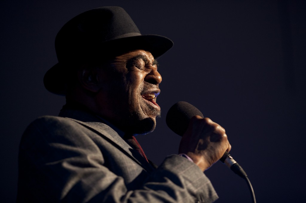 Archie Shepp live at Summerhall Edinburgh