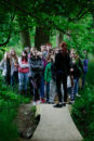 School Group at Jupiter Artland