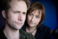 Billy Boyd and Blyth Duff star in Home Glasgow for the National Theatre of Scotland. Created and directed by John Tiffany.