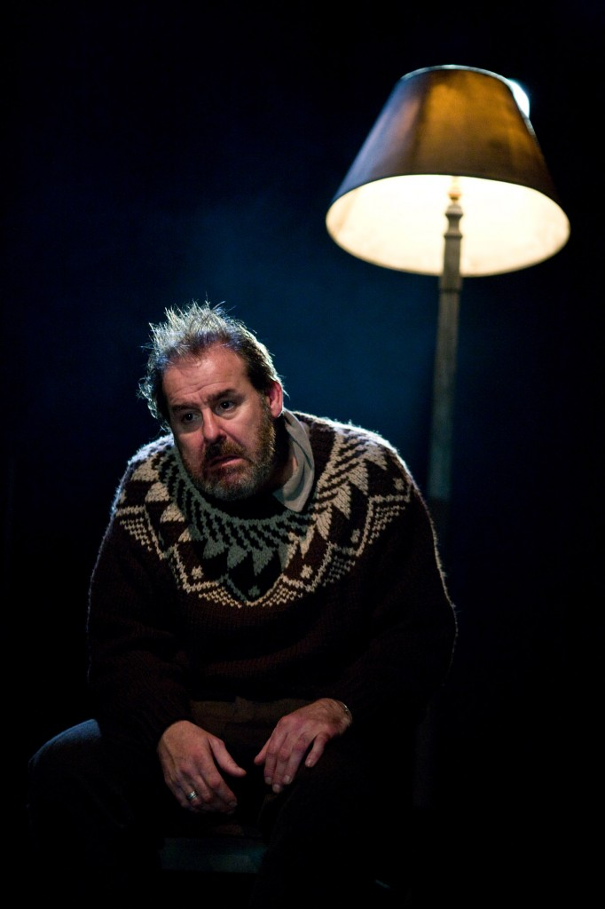 Andy Gray starring in The Dogstone by Kenny Lindsay for the National Theatre of Scotland