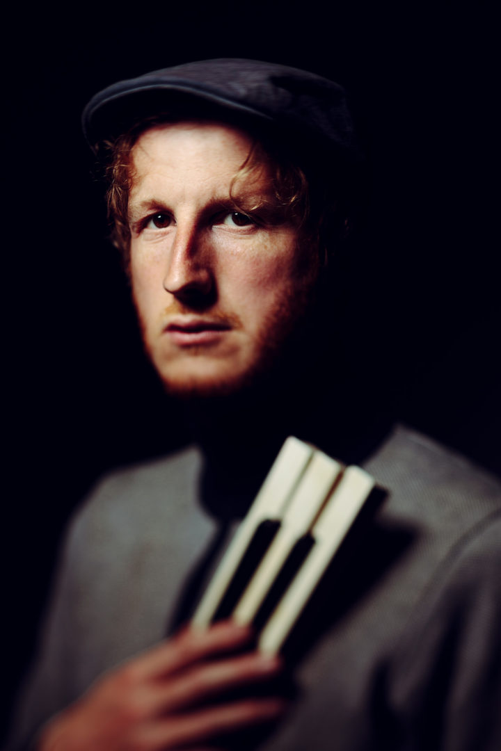 Portrait of Will Pickvance musician