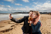 Project : Diversity Image Library, St Andrews. Client : Visit Scotland