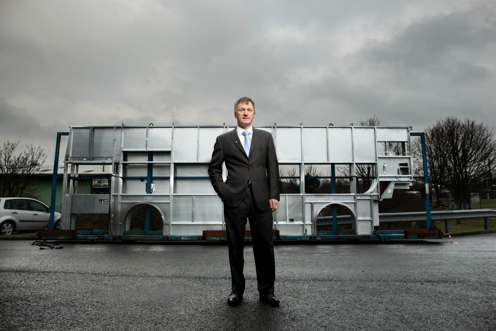 Ivan McKee Photographed for the Scottish Independence Yes campaign, commissioned by White Light Media
